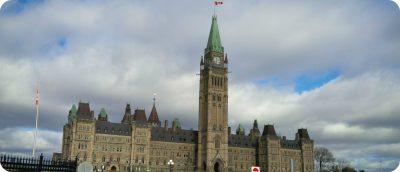 Hoofdstad van Canada Ottawa
