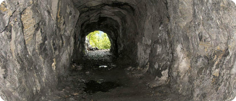 Vault Cave Hike Kananaskis