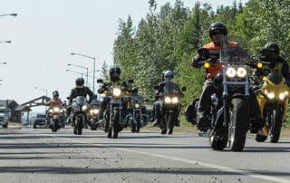 motorreizen door Canada routes