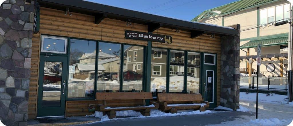 Bear's Paw Bakery Jasper