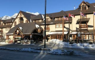 Caribou Lodge Banff Lodging Company