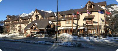Caribou Lodge Banff Lodging Company