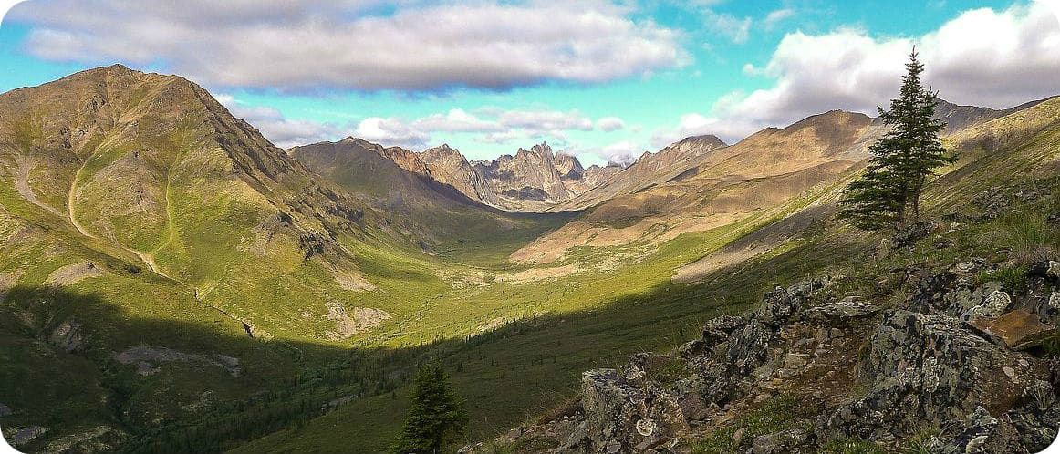 Dempster Highway routebeschrijving