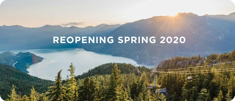 Sea to Sky Gondola Squamish 2020