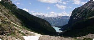wandelen in Banff National Park wandelroutes