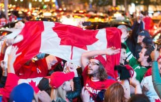 Canadese beledigingen