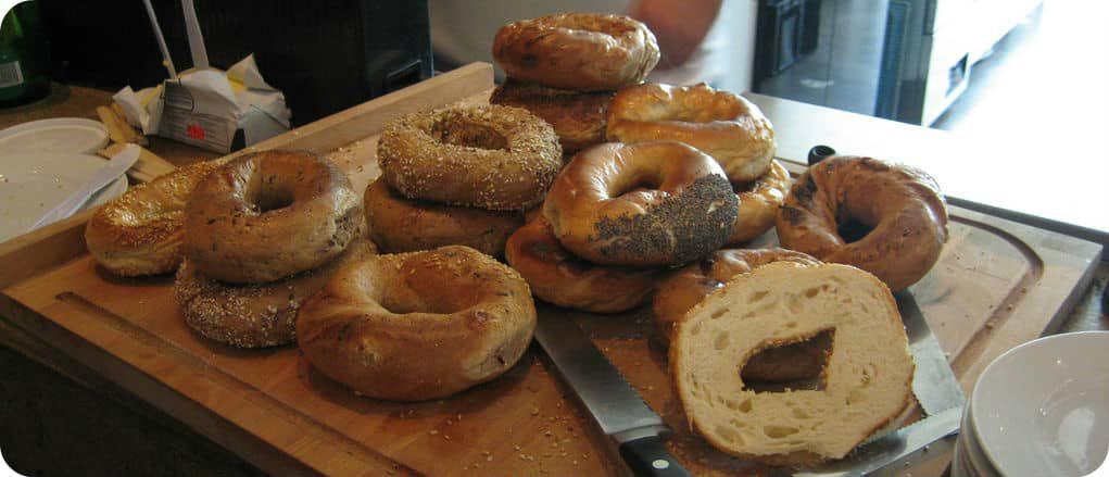 bagels Montreal voeding joodse cultuur