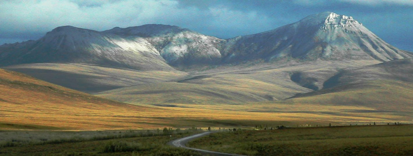 Yukon Larger than Life Dempster Highway