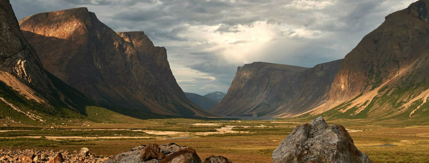 Torngat Mountain National Park Newfoundland en Labrador