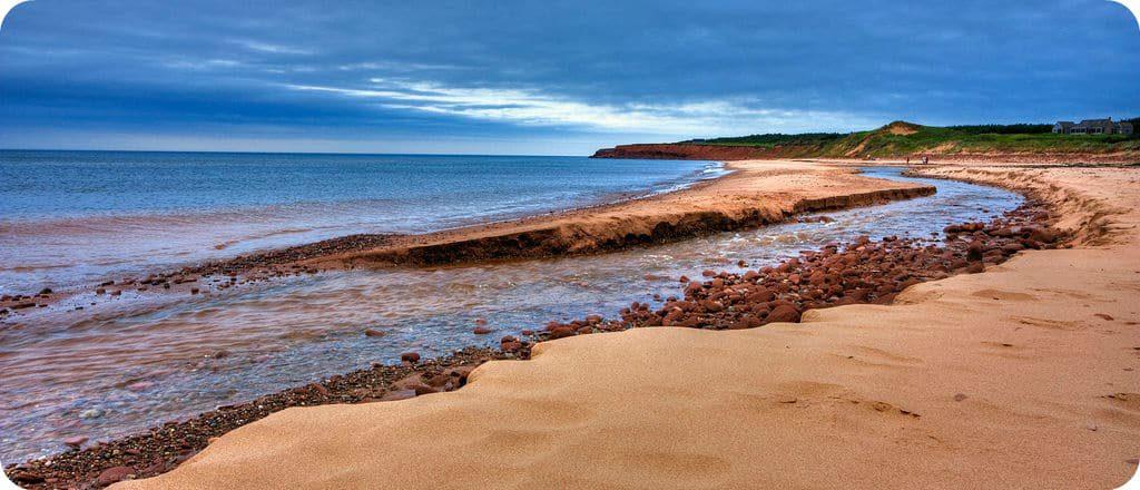 Mooiste stranden van Prince Edward Island