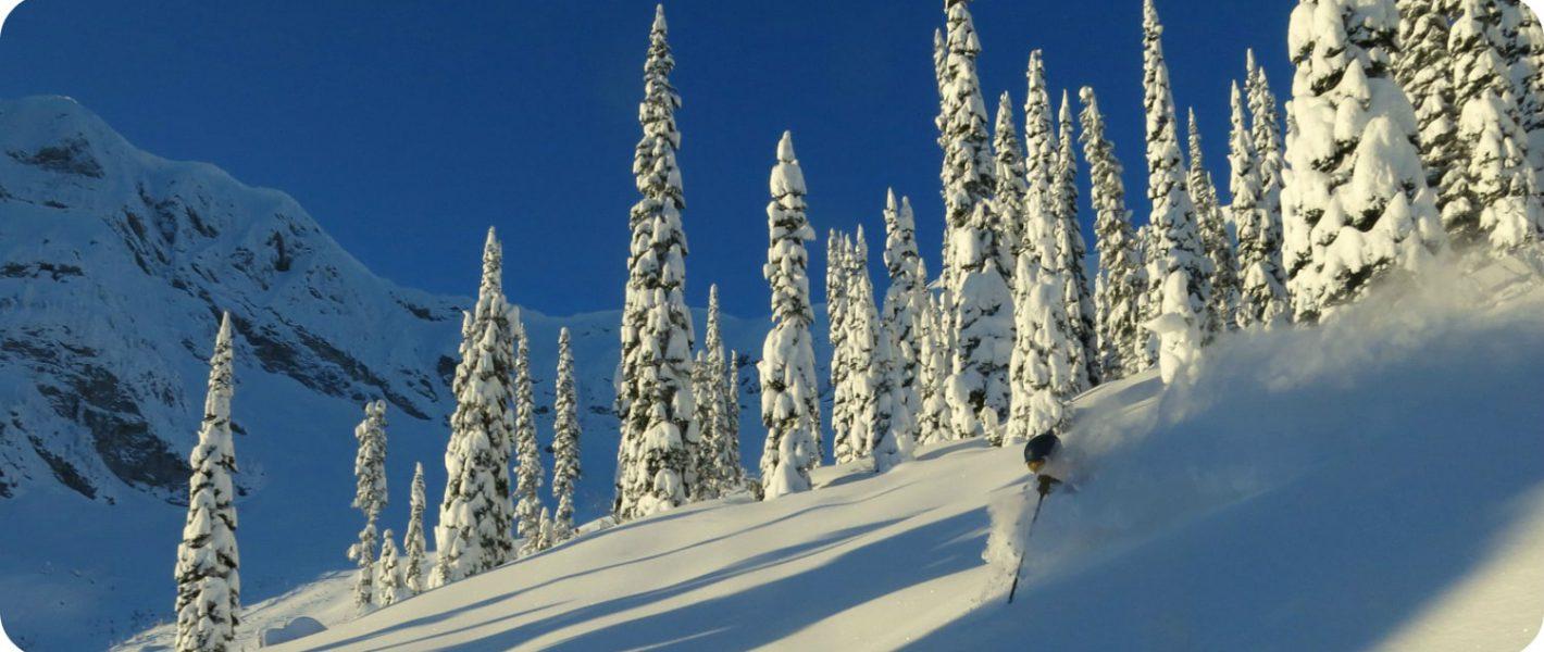 Skiën bij Fernie Alpine Resort