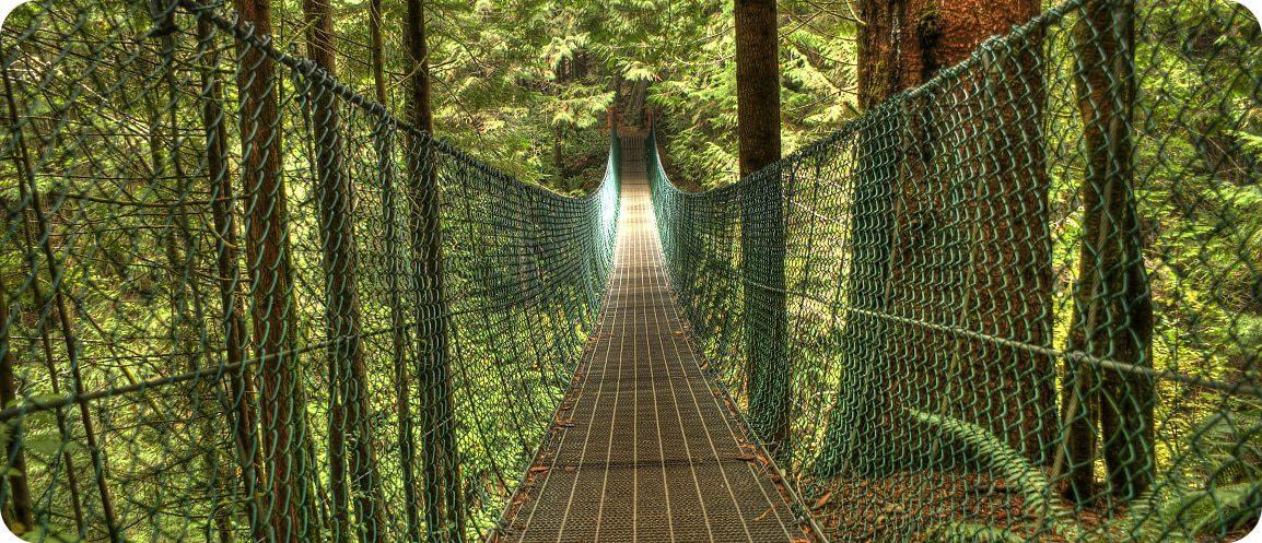 Juan de Fuca Marine Trail wandeling Vancouver Island