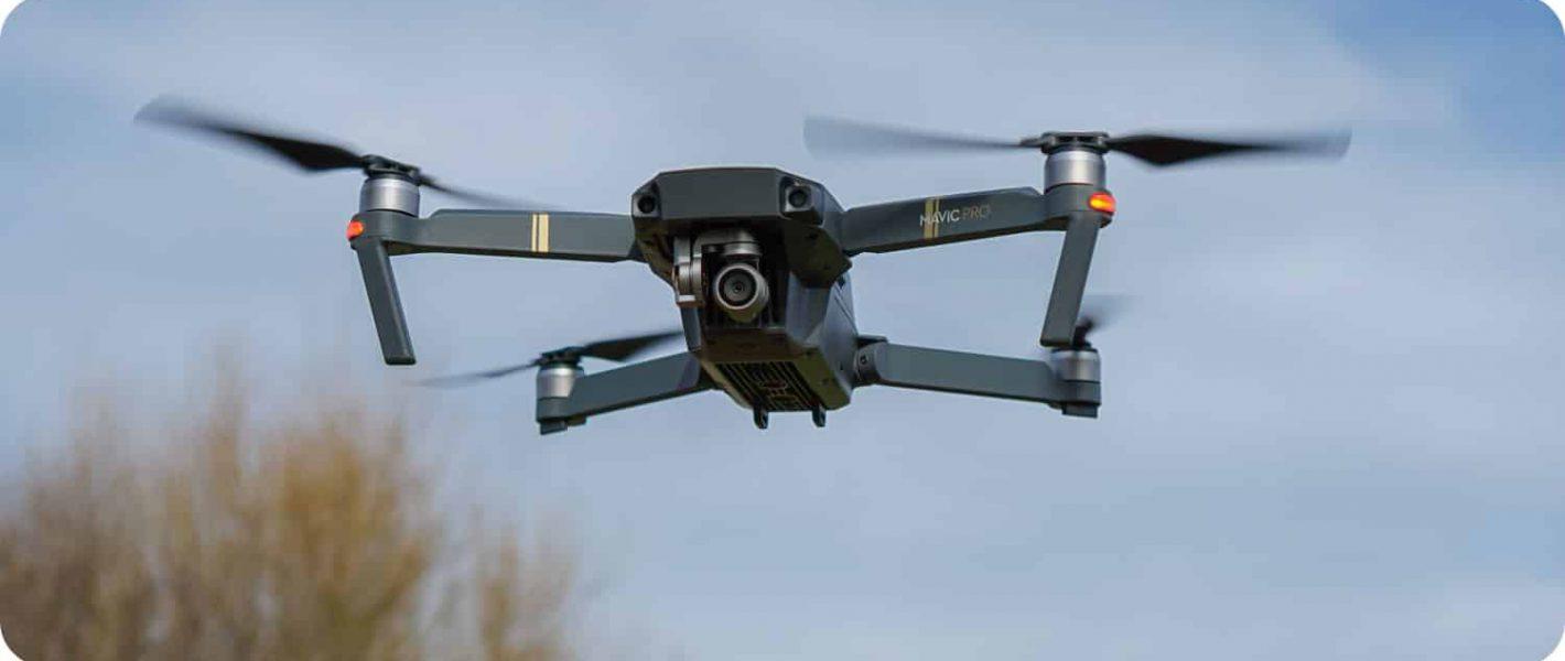 reizen drone naar Canada regels wet