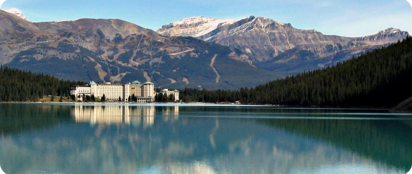 Chateau Lake Louise hotel Canada