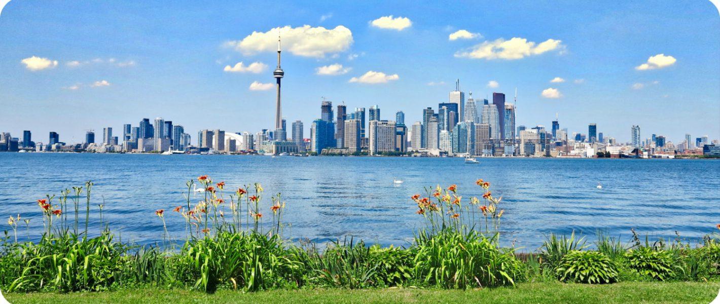CN Tower EdgeWalk Toronto