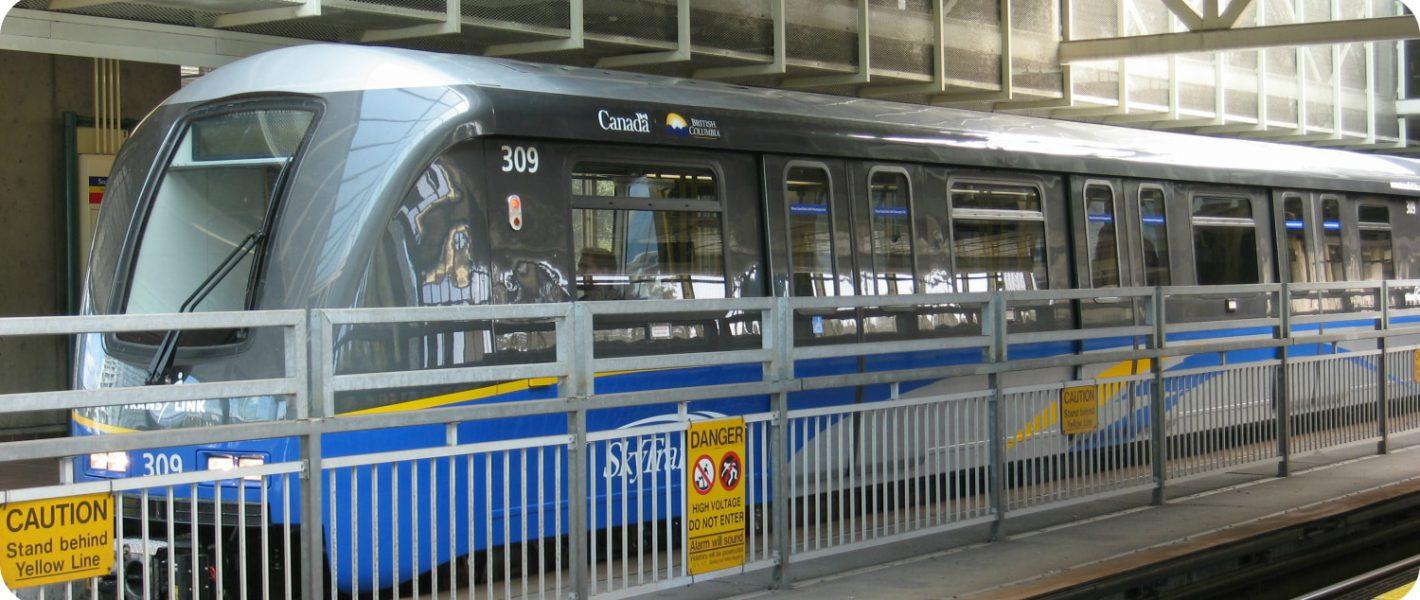 Skytrain Eén dag in Vancouver highlights