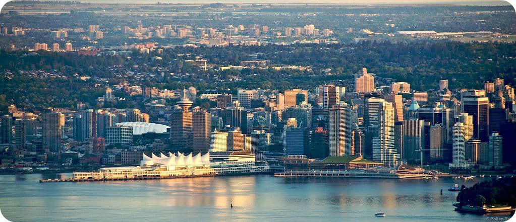 Accommodatie in Vancouver hotels downtown