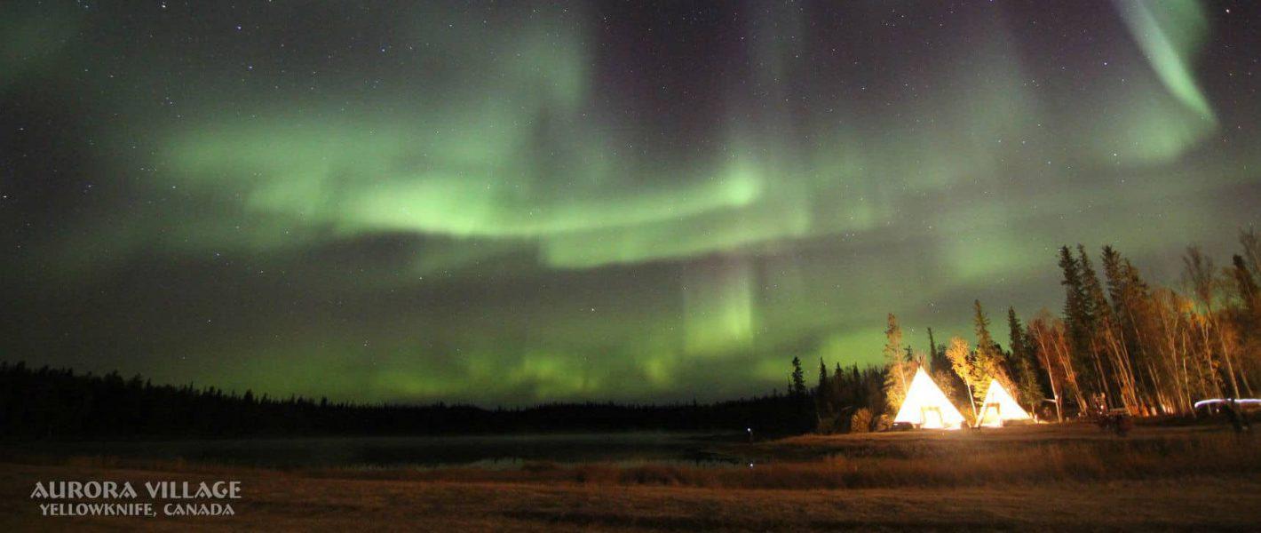 Aurora Village Yellowknife