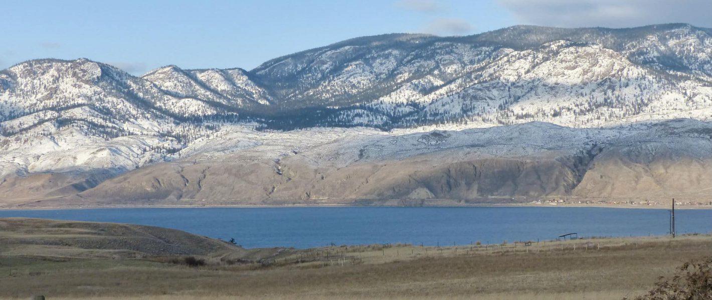 Red Deer naar Kamloops Howse Pass