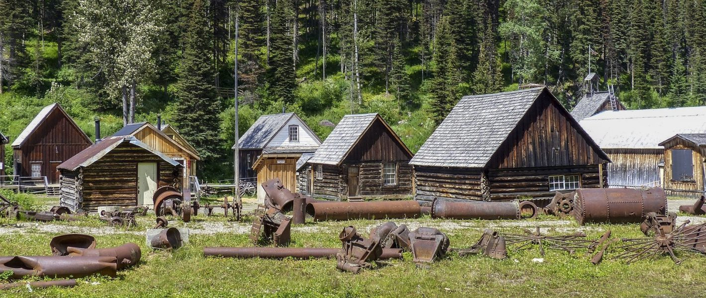 Barkerville Historic Town British Columbia