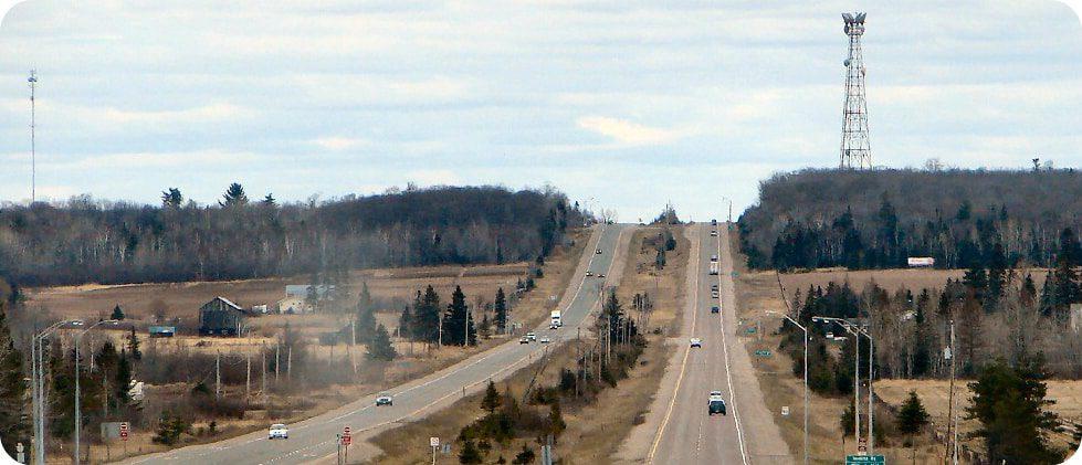 Trans Canada Highway 1