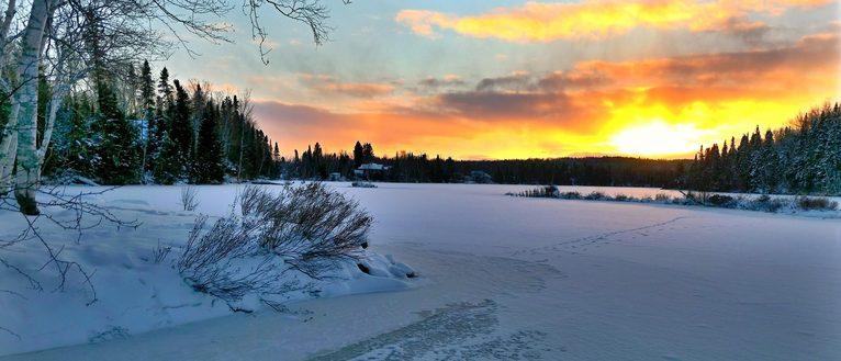 Canadian Farmers' Almanac winter 2020-2021