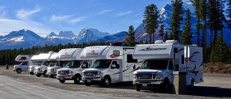 camperreizen naar Canada 2022