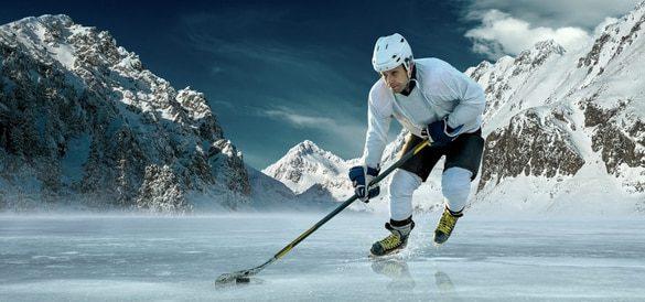 IJshockey in Canada ijshockeywedstrijd bezoeken als een Canadees