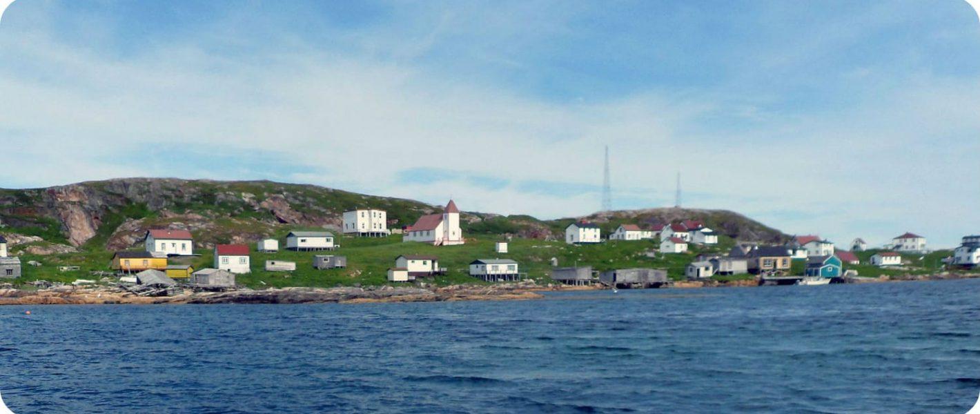 Battle Harbour Labrador Historische Cottages