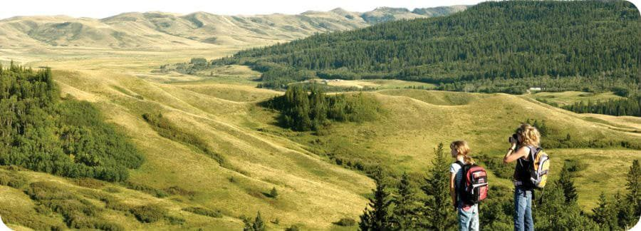Cypress Hills Saskatchewan highlights